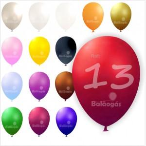 """100 Balões Metalizados 5""""/13cm"""