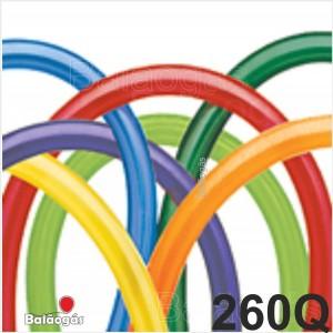 100 Balões Modelar 260Q