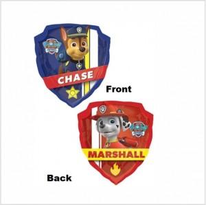Balão Chase e Marshall ( 35cm)