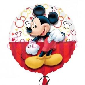 Balão Mickey 43cm R:30645
