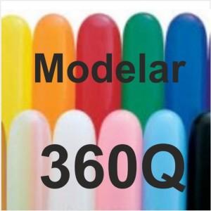 25 Balões Modelar 360Q
