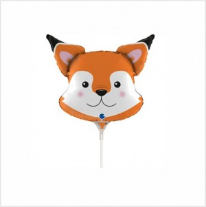 Balão Mini Raposa 35cm Grabo