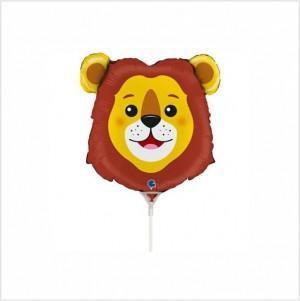 Balão Mini Leão 35cm Grabo