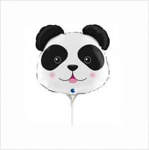 Balão Mini Panda 35cm Grabo