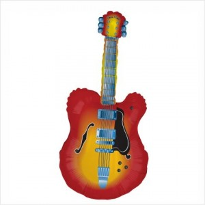 Balão Guitarra 109cm Grabo