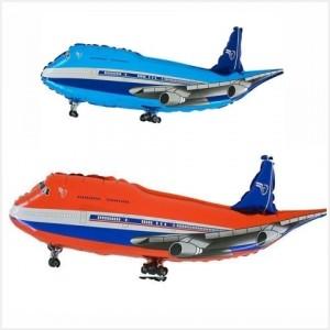 Balão Avião 73cm Grabo
