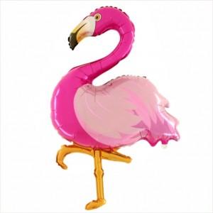 Balão Foil Flamingo 108cm