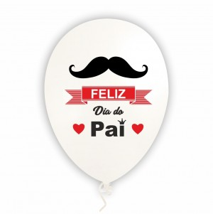 50 Balões Dia Do Pai