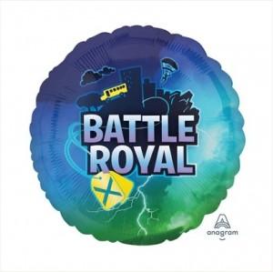 Balão Battle Royal 43cm