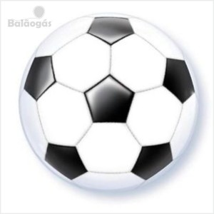 Balão Foil Bola Futebol Esférica 40cm