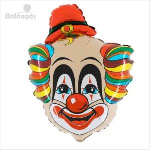 Balão Foil Cara Palhaço 70cm R: 103 Grabo