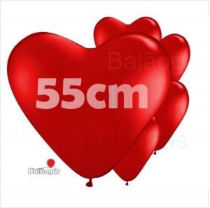 Balões Coração 55cm