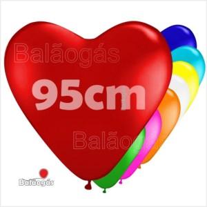 Balões Coração 95cm