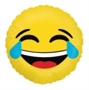 Balão Emoji LOL 46cm