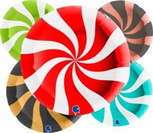 """Balão Espiral Grabo 36""""/91cm"""