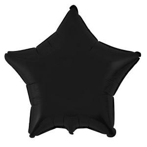 Estrela Foil 45cm Preta