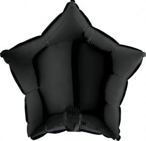 Estrela Foil 40cm Preta
