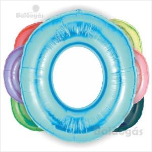 Balão Número 0 Foil 66cm