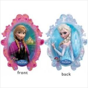 Frozen Tipo espelho 63x78cm