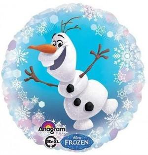 Balão Frozen Olaf 43cm