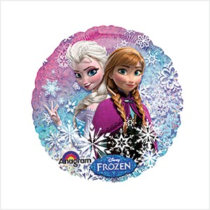 Frozen Elsa e Anna Redondo 45cm