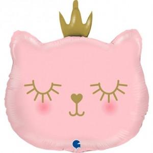 Balão Princesa Gata 66cm Grabo