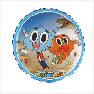 Balão Gumball 45cm Grabo