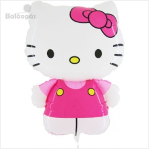 Balão Foil Hello kitty 90cm
