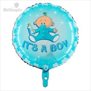 Balão Foil Redondo Its A Boy