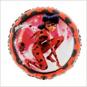 Balão Lady Bug 45cm