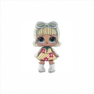 Balão Mini  Lol Go Go Girl 35cm Grabo