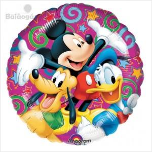 Balão Foil Mickey 43cm R: 08298
