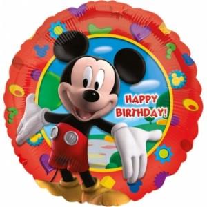 Balão Foil Mickey 43cm R: 14055