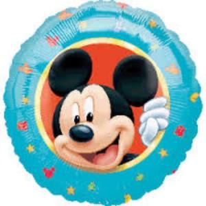 Balão foil MICKEY 43cm R:10958