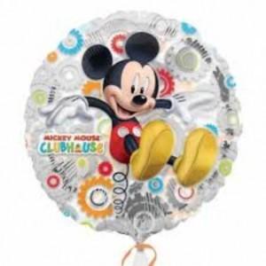 Balão Foil Mickey 45cm R: 21178
