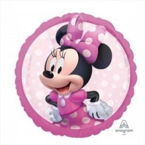 Balão foil Minnie 43cm R: 40704