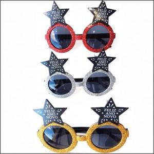 Oculos Feliz Ano Novo 3 Cores