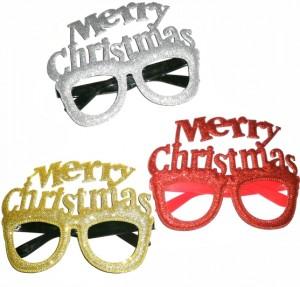 Oculos Merry Christmas