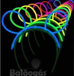 Glow Orelhas Luminosas