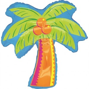 Balão Palmeira Tropical 94cm