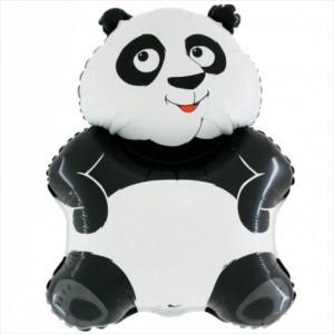Balão Foil Panda 75cm Grabo