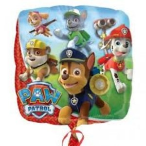 Balão Foil Paw Patrol 43cm R30179