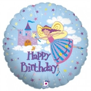 Balão Princesa Fada 46cm