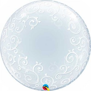 "Bubble Filigrana 24""61cm"