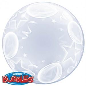 """Bubble Balões 24""""61cm"""