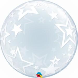 "Bubble Estrelas 24""61cm"