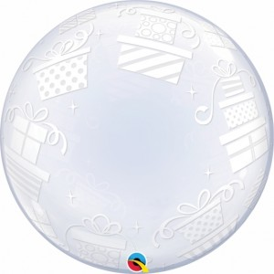 "Bubble Presentes 24""61cm"