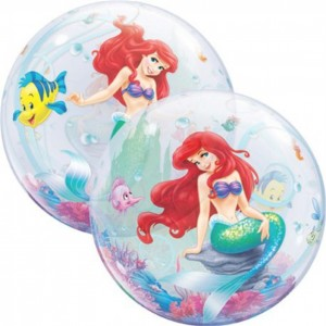 """Bubble Ariel  22""""56cm"""