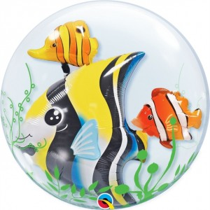"""Bubble Tropical  Fish 24""""61cm"""