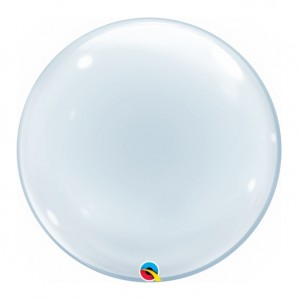 "Bubble Transparente 24""61cm"